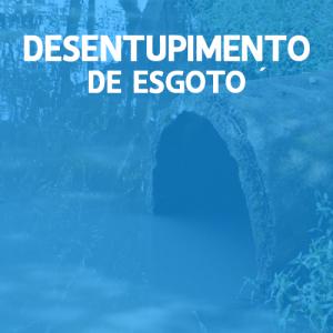 Desentupimento de esgoto Curitiba